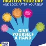 ACUMEN: High five your day and look after yourself.