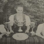 In 1996: Three young dancers from the James McCorkindale School of Dancing in Campbeltown scooped top prizes at the Cowal Games in Dunoon last weekend. Jane McIlchere of Heathfield was the winner of the Chris Cameron trophy for most points in the under 10 years section. Colleen Millar of Auchaleek Farm was the winner of the Margaret Ford Challenge Trophy as runner-up in the 10 years section. Yvonne McCallum of Drumore Gardens was the winner of the John Ford Challenge Trophy and the Gladys MacDonald Trophy as runner-up in the under 16 years section and sailors' hornpipe.
