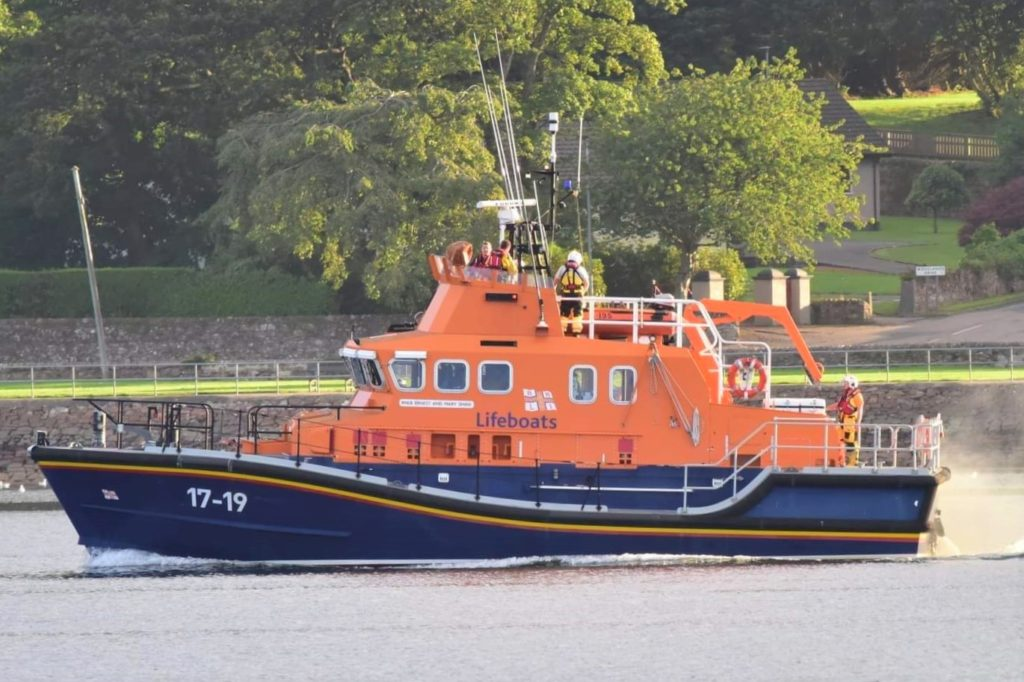 Lifeboat appeal following hoax calls