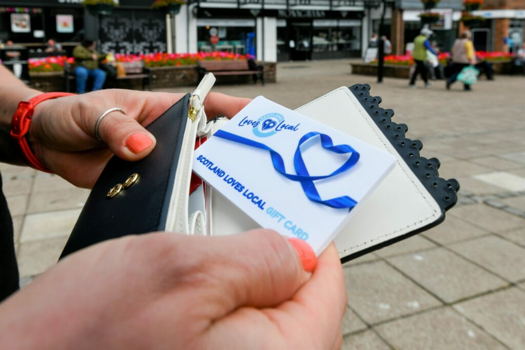 New 'love local' gift card to aid Argyll business recovery