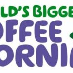 Macmillan Cancer Support's World's Biggest Coffee Morning.