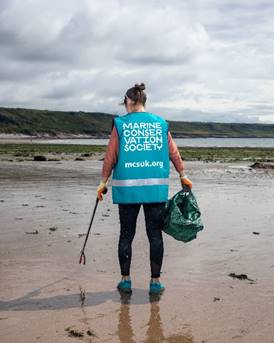 GRAB your equipment for the Great British Beach Clean