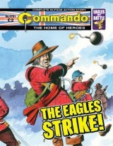 The Eagles Strike!