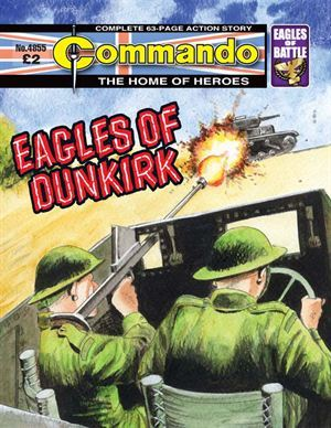 Eagles Of Dunkirk