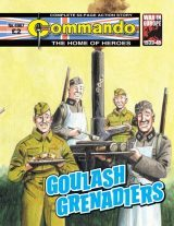 Goulash Grenadiers, cover by Keith Page