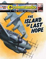 Island of Last Hope, cover by Ian Kennedy