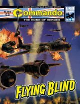 Flying Blind, cover by Janek Matysiak