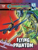 Flying Phantom, cover by Ken Barr