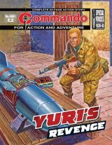 Yuri's Revenge, cover by Manuel Benet