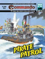 Pirate Patrol, cover by Jeff Bevan