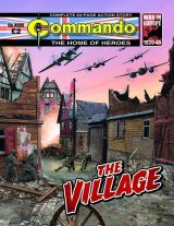 The Village, cover by Janek Matysiak