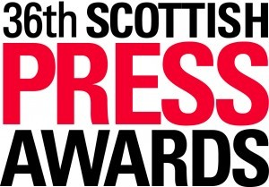 Scottish Press Awards Wins