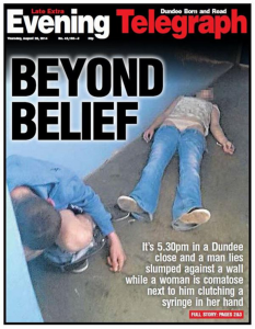 Evening Telegraph scoops Front Page of the Year at the Regional Press Awards