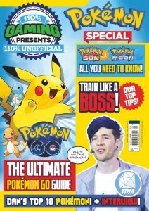 DC Thomson title, 110% Gaming, launches a one off Pokémon Special magazine, for children aged eight to 14.