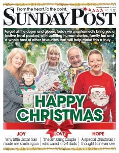 Sunday Post publishes on a Saturday for the first time in nearly 100 years