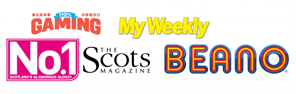 DC Thomson titles, the Beano, 110% Gaming, No.1 and The Scots Magazine are celebrating year-on-year growth.