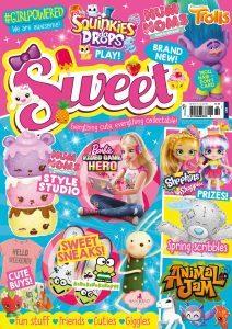 DC Thomson launches Sweet magazine