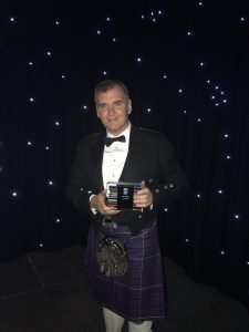 Shortlist Media chairman inducted to PPA Scotland Hall of Fame