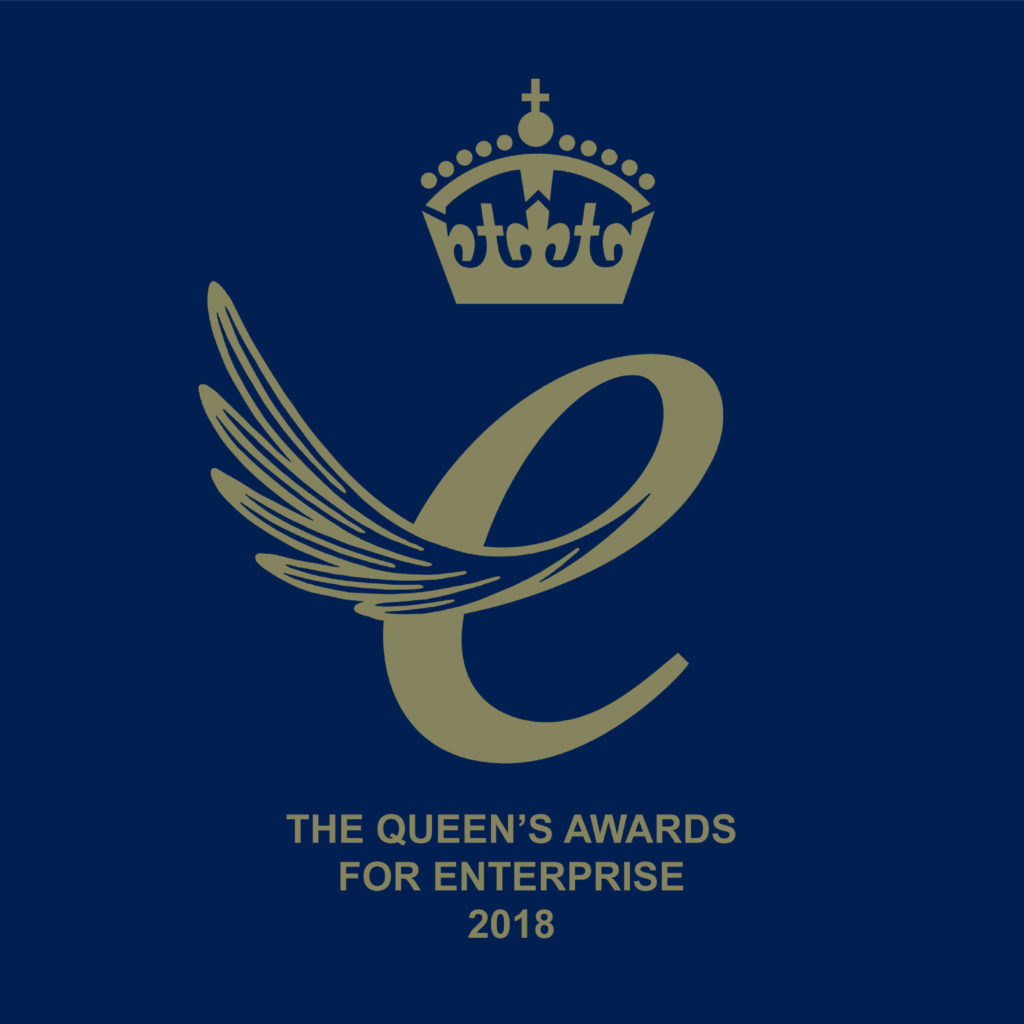Wild & Wolf win The Queen's Award for Enterprise