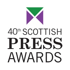 DC Thomson Media Win 4 Awards at the 40th Scottish Press Awards