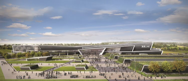 The Press and Journal announce major partnership with Aberdeen's State-of-the-Art Event Complex
