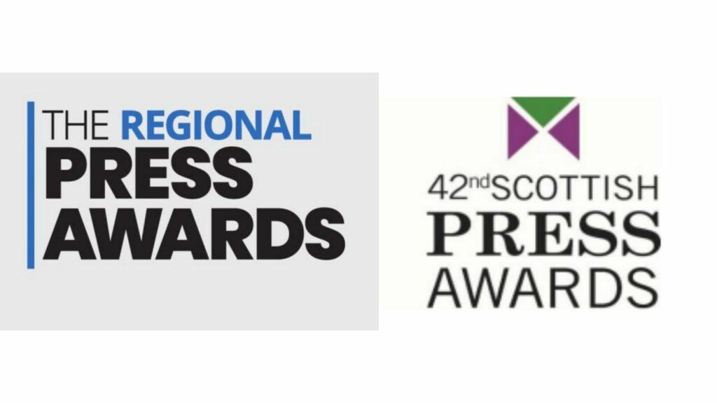 DC Thomson Media shortlisted for 36 press awards