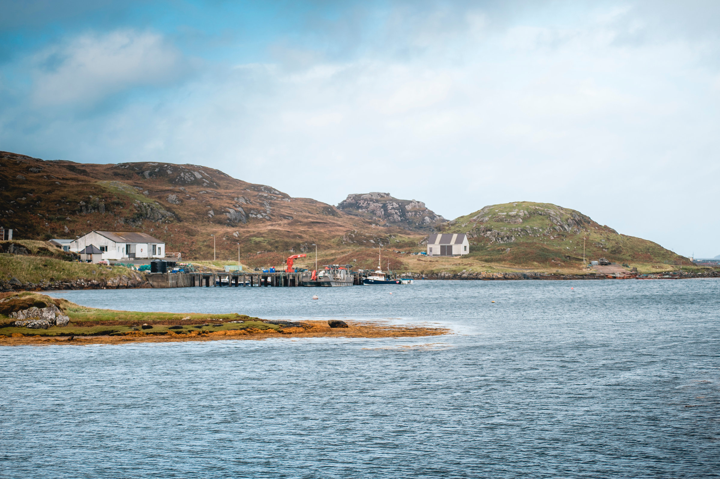 Outer Hebrides groups team up to utilise clean energy and reduce costs