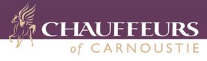 Chauffeurs of Carnoustie logo