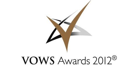 Vows Awards 2012
