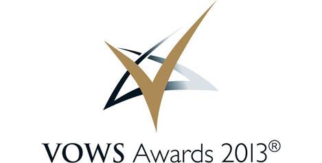 VOWS Awards 2013