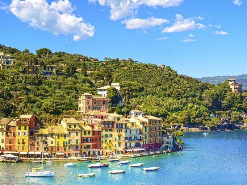 Portofino, Florence & Tuscany