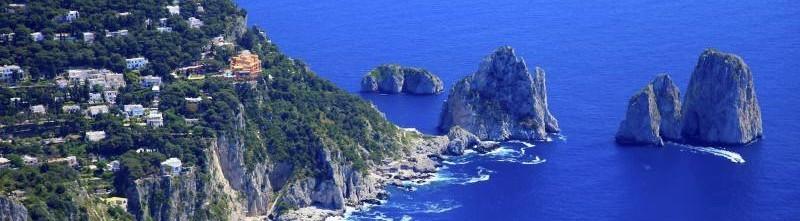 Capri, Pompeii and the Amalfi Coast
