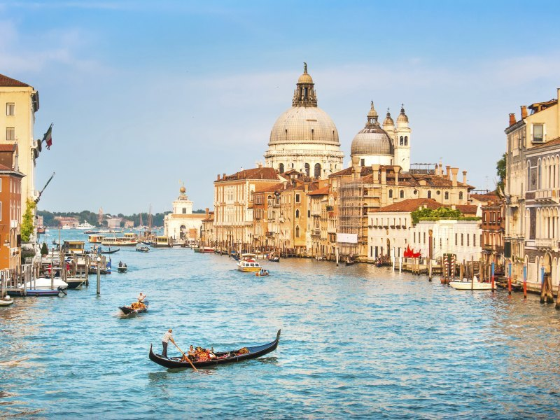 Venice, Verona and Lake Garda