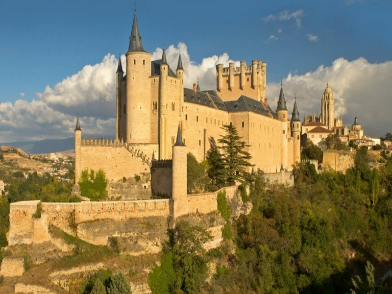 Madrid, Salamanca & Toledo Tour and