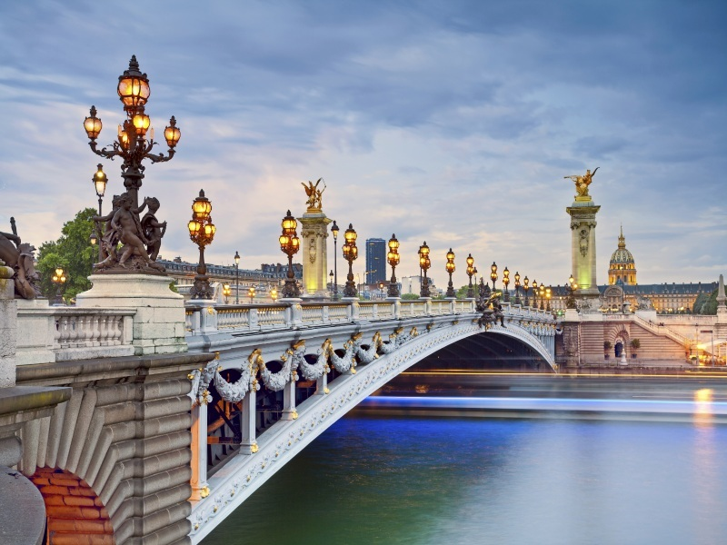 RT- The Seine, Paris & Normandy River Cruise