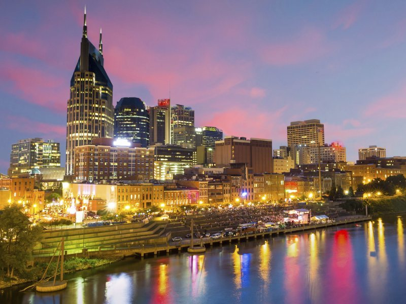 Music Cities USA