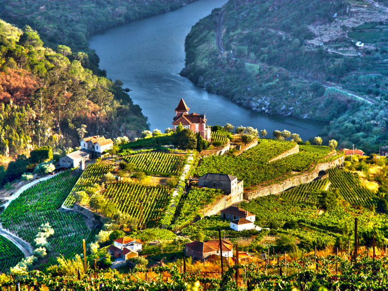 Douro, Oporto and Salamanca River Cruise