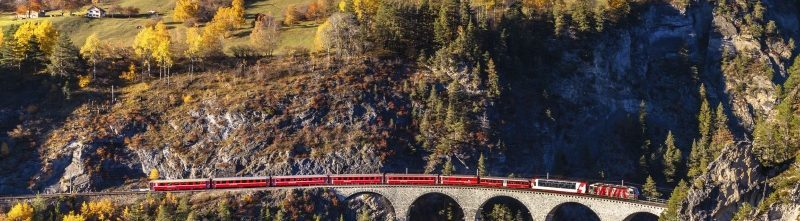 Lake Como Bernina Express