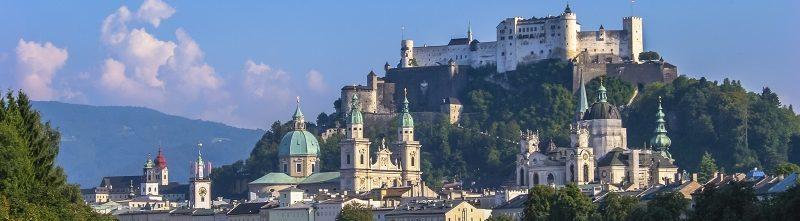 Salzburg and Vienna