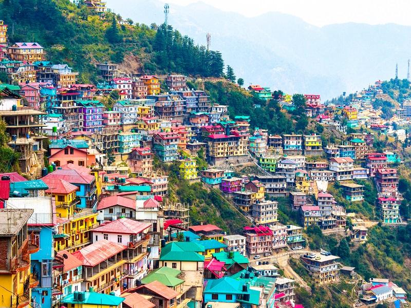 India & Shimla Extension