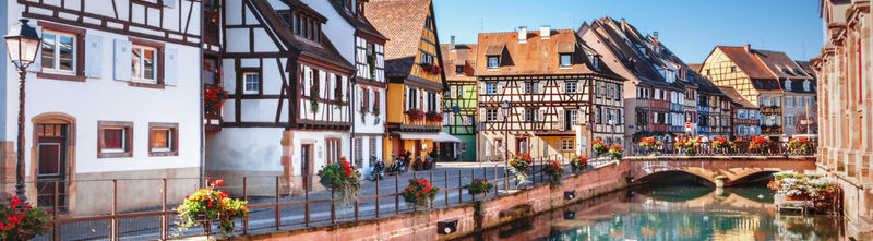 Rhine, Strasbourg and Heidelberg River Cruise