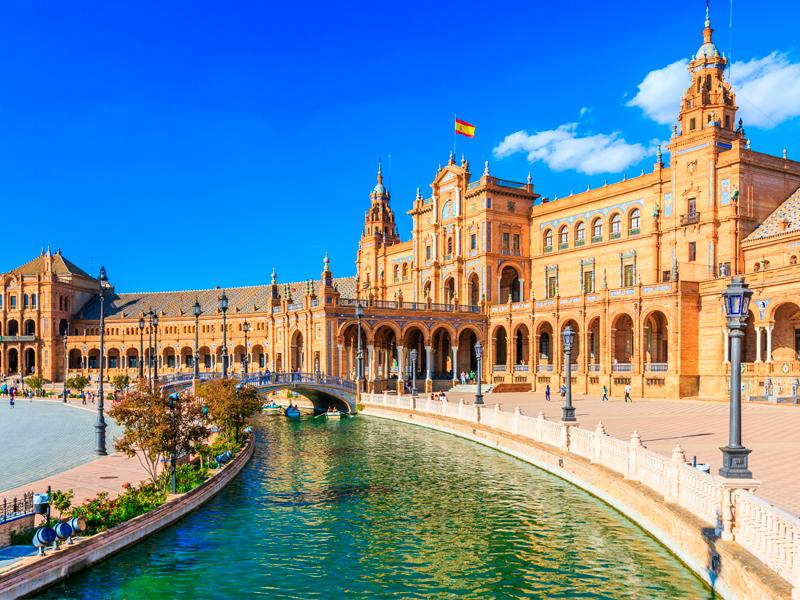Classical Spain - Seville, Cordoba and Granada