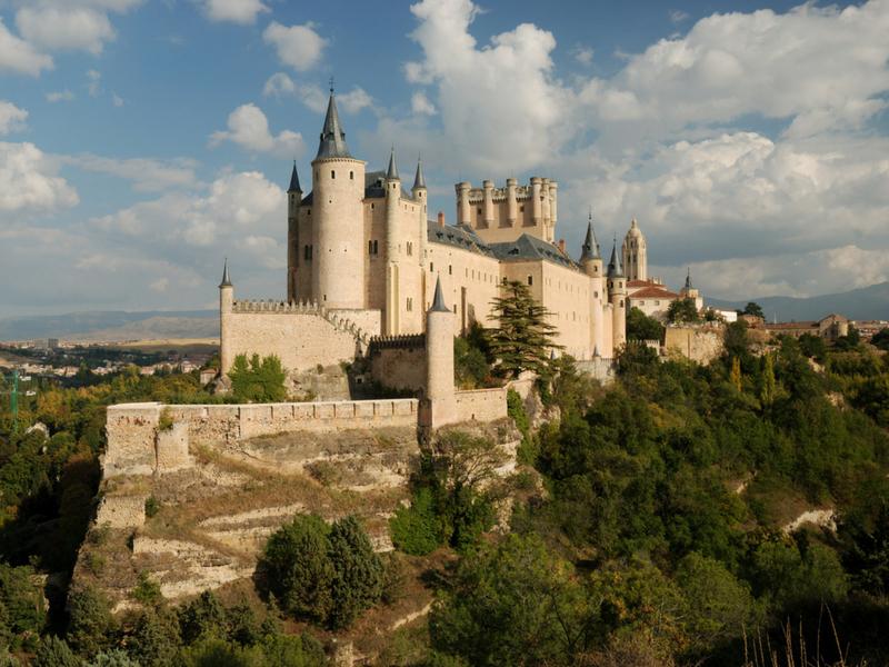European Castles - The Alcazar
