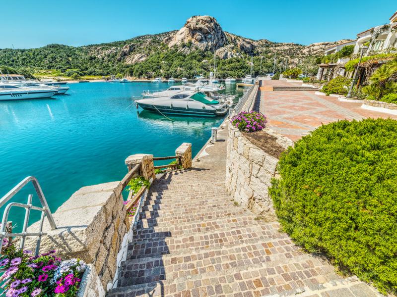 Sardinia - Alghero, Costa Smeralda and Corsica