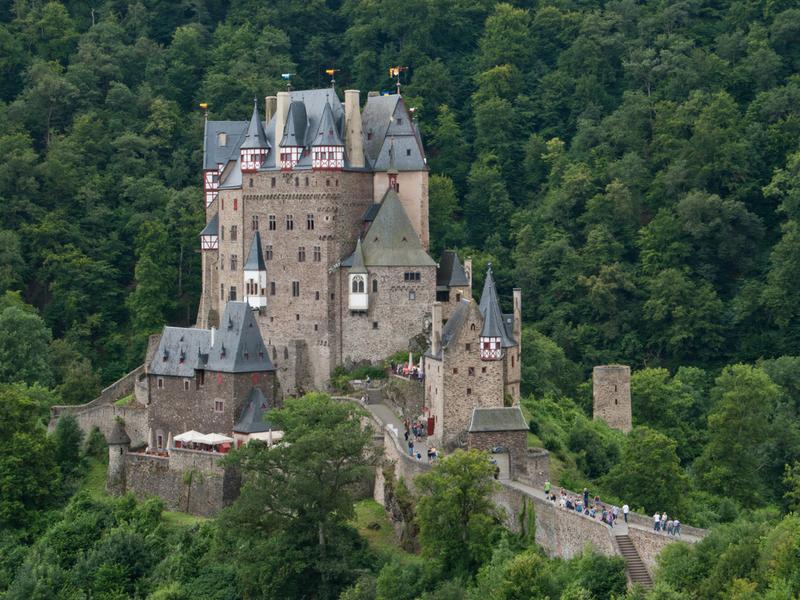 European Castles - Eltz Castle
