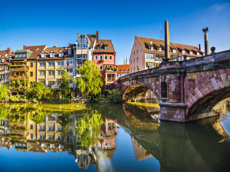 Grand European Tour River Cruise