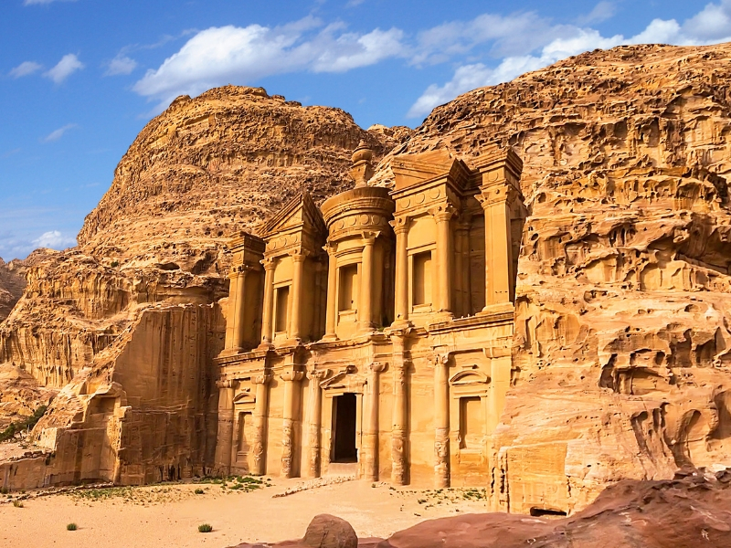 Jordan and Petra Escorted Tours