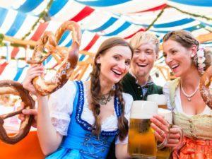 Oktoberfest, people