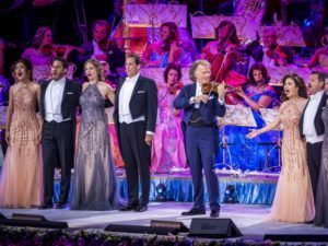 André Rieu Maastricht 2019 - Cover