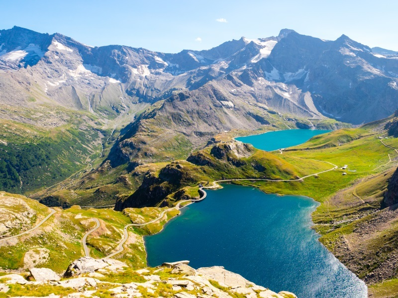 National Parks in Europe - Grand Paradiso